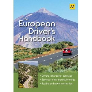 Review: AA European Driver's Handbook & European Travel Kit ...
