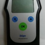 Draeger 6510 police breathalyser
