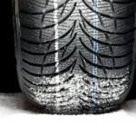 Car winter tyre