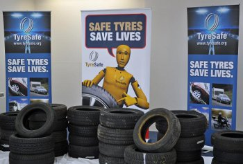 Tyresafe part worn tyres safety campaign