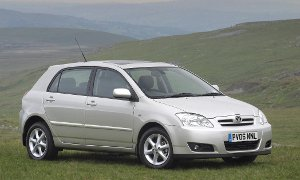 Toyota Corolla 2001-2007 - the UK's most reliable car?