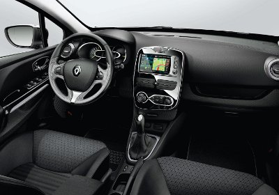 New Renault Clio interior