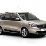 Dacia Lodgy only has a 3 star NCAP rating