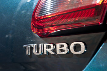 Corsa turbo badge