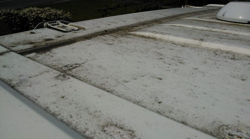 Product review: BD Clean Fallout Remover (…or how to get that roof clean)