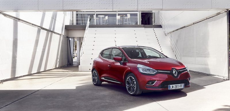 Updated Renault Clio offers new engine choices