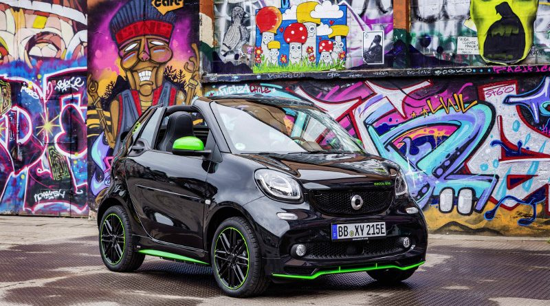 smart to offer all models with electric power