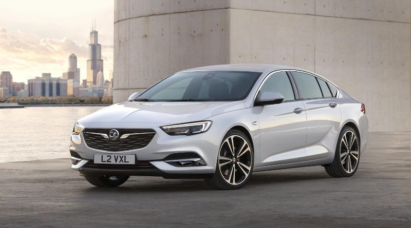 All-new Vauxhall Insignia