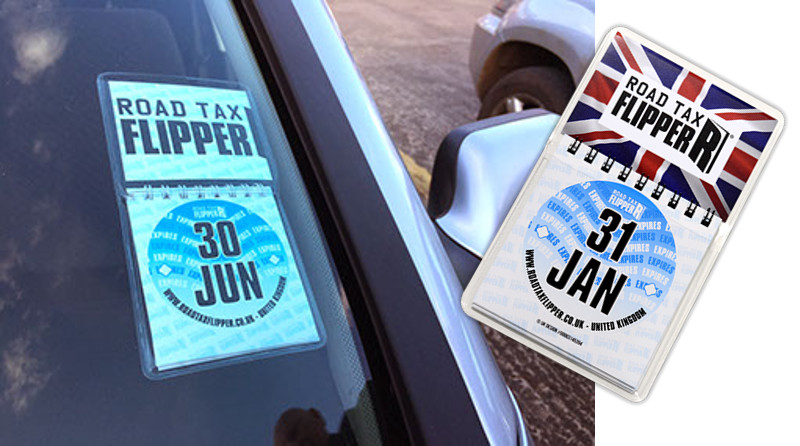 Road Tax Flipper